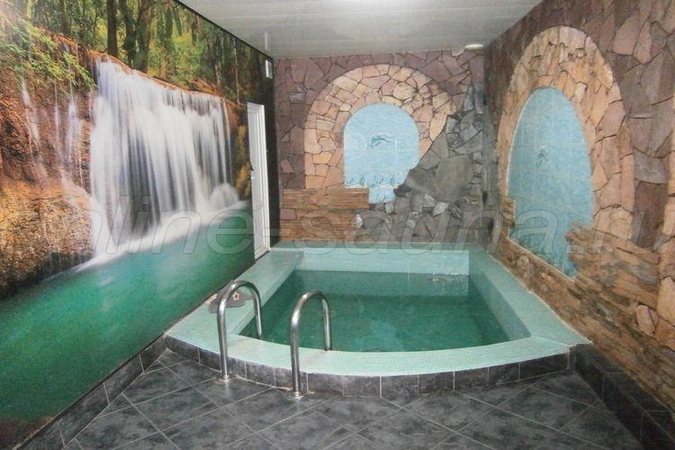 Фантазия, банный комплекс